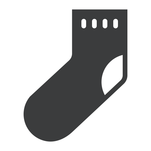 New, Christmas, Gift, Year, Clothing, Sock, New Year Icon