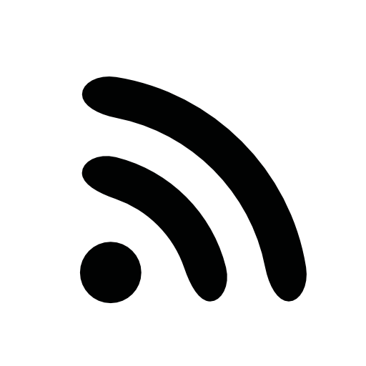 Yellow Wifi Symbol