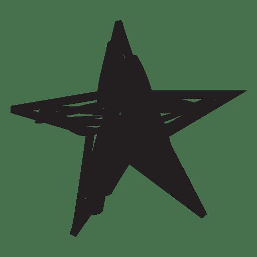 Star Stroke Icon