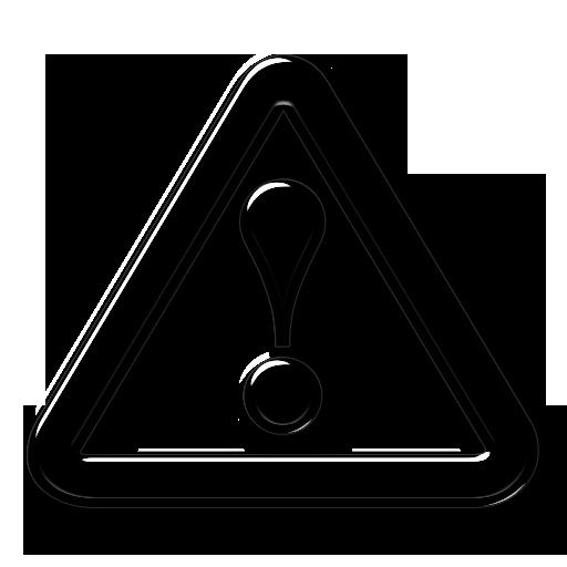 Yellow Warning Icon At Getdrawingscom Free Yellow Warning Icon