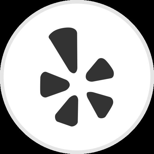 Yelp, Media, Logo Icon