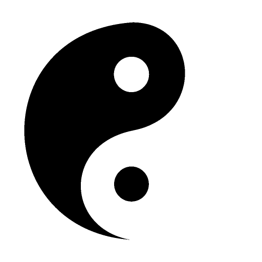 Dvdisaster, Yin Yang Icon Free Of Super Flat Remix Apps