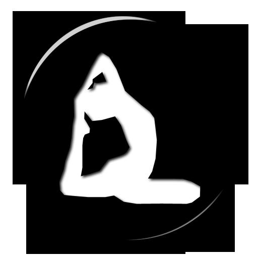 Yoga Exercise Icon