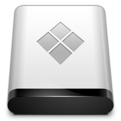 Yosemite Hard Disk Icon