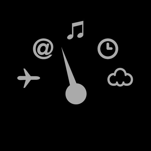 Dashboard Icon Dynamic Yosemite Iconset