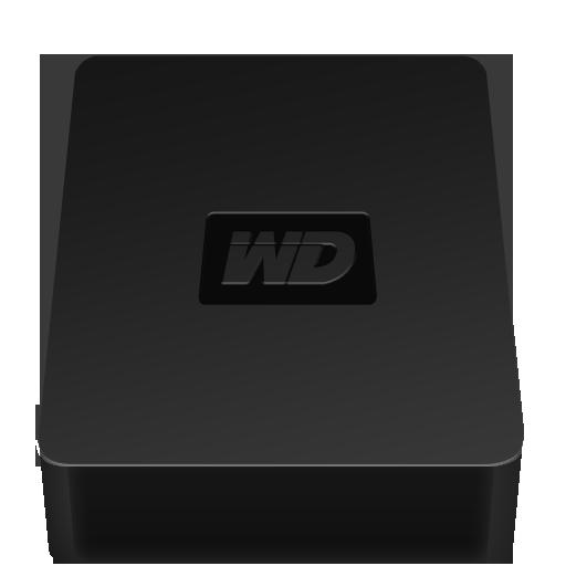 Western Digital Elements Icon