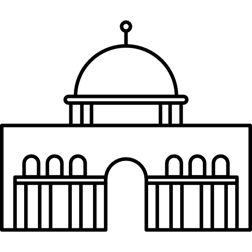 Dome Of The Rock Icons Free Download