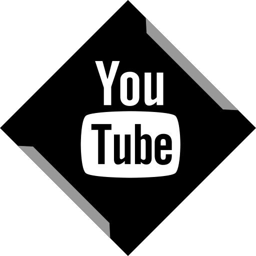 Social, Youtube, Media, Share, Channel Icon