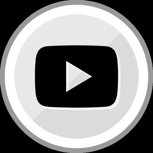 Media, Logo, Youtube Icon