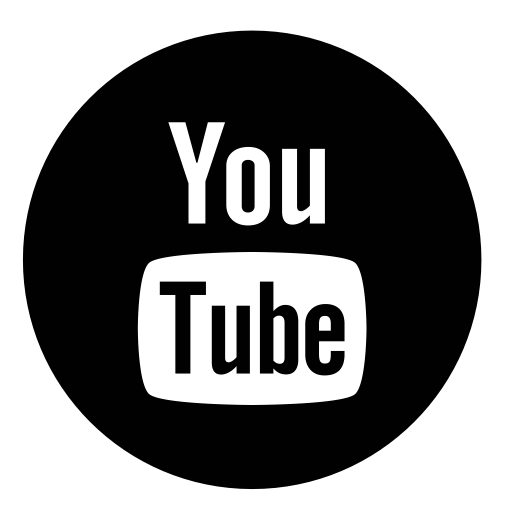 Circle, Youtube Icon