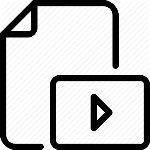 Business, Document, File, Folder, Office, Youtube Icon
