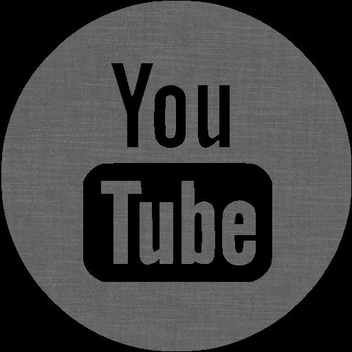 Grey Wall Youtube Icon