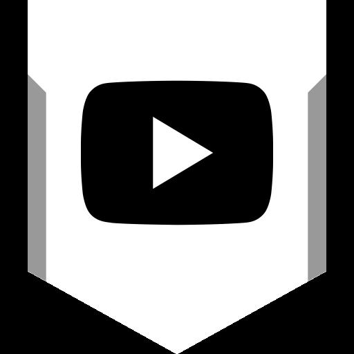 Media, Play, Logo, Social, Youtube Icon