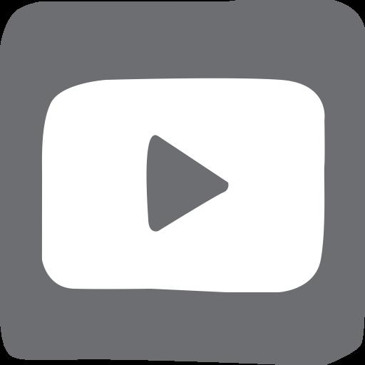 Youtube Social Media Icon