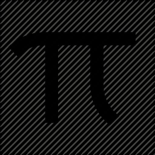Circle, Circumference, Greek, Math, Mathematics, Pi, Radius Icon