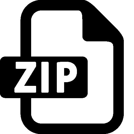 S Zip Icon Windows Iconset