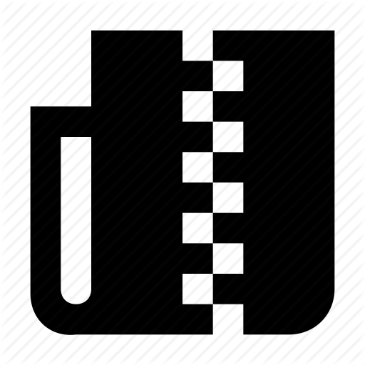 Archive File, Archive Zip, Folder, Zip Extension, Zip Folder Icon