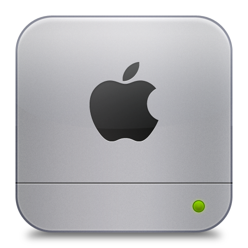 Apple Icon Unibody Hd Flurry Style Iconset Komfort Zone