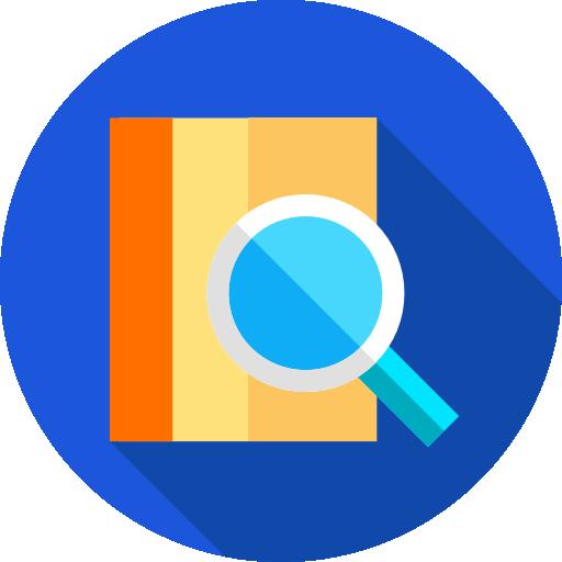 Research Icon Education Freepik