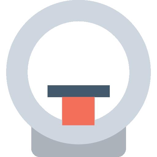 Magnetic Resonance Imaging Icon Ct Scan Vectors Market