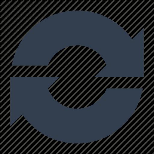 Arrows, Circle, Recycle, Refresh Icon