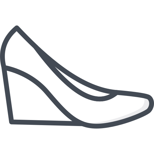 Women, Shoes, Clothes, Icon Free Of Women Shoes Outlined Icons