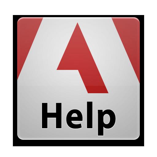 Adobe Help Viewer Icon