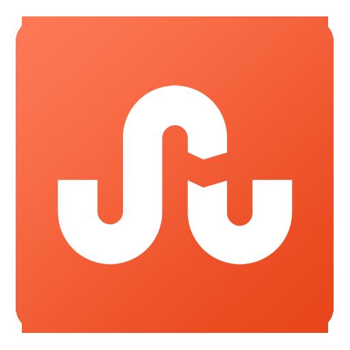 Stumbleupon Icon Flat Gradient Social Iconset Limav