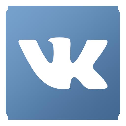 Vk Icon Flat Gradient Social Iconset Limav