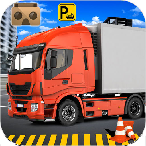 Vr Wheeler Big Truck Parking Pro