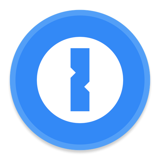Password Icon Button Ui