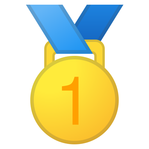 Place, Medal Icon Free Of Noto Emoji Activities