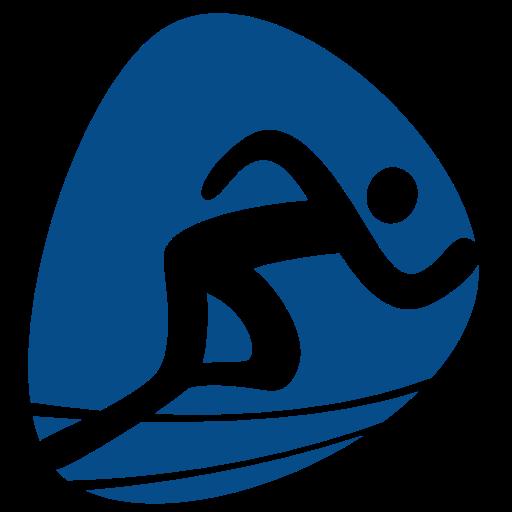 Olympic Games, Olympics, Rio, Sports, Sport, Athletics Icon