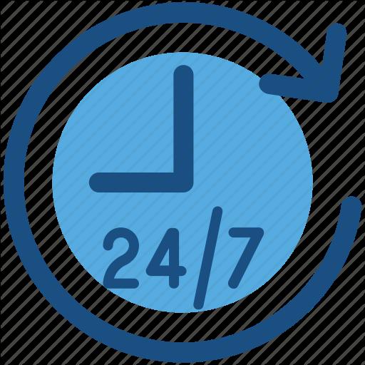 Customer Service, Customer Support, Helpline, Hotline Icon
