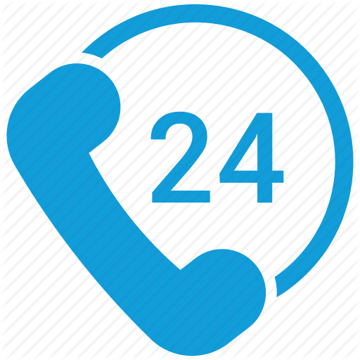 Hours, Call, Ecommerce Icon