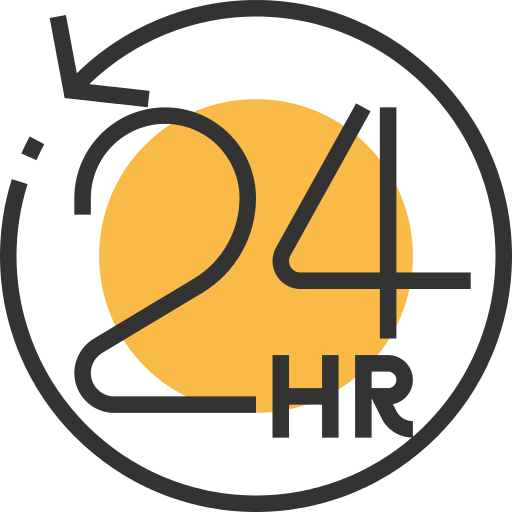 Hours Png Icon