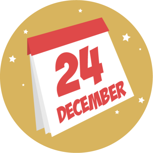 Christmas, December, Calendar Icon Free Of Christmas Advent Iconset