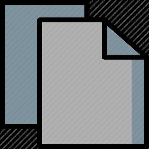 Cad, Clip, Colour, Copy, Design, Ultra Icon