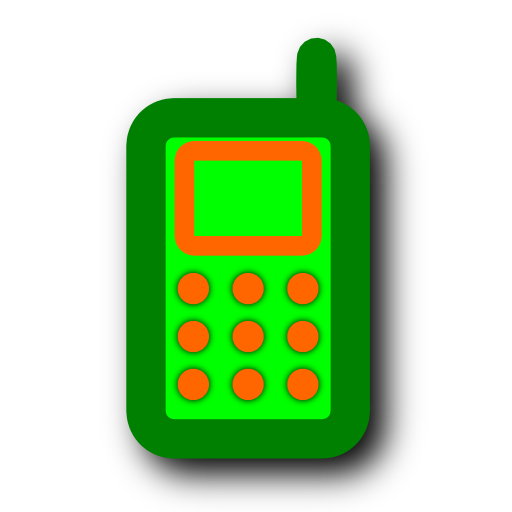 Cell Phone Icons, Free Icons