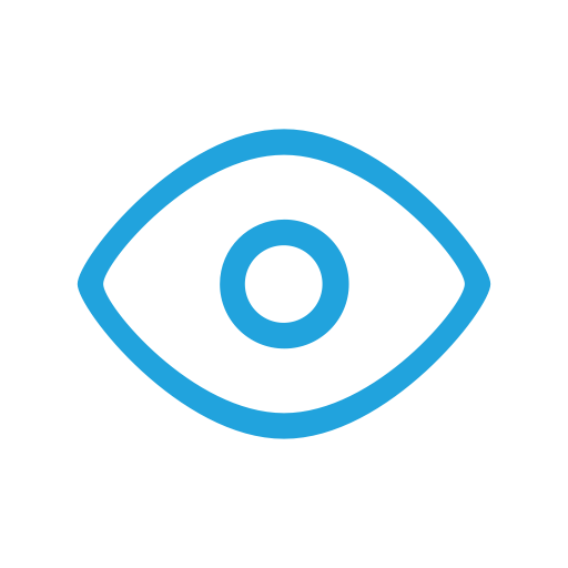 Visual Data Visual, Eye Icon With Png And Vector Format