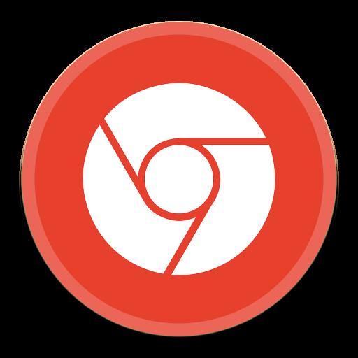 Google Chrome Icon Button Ui App Pack One Iconset Blackvariant
