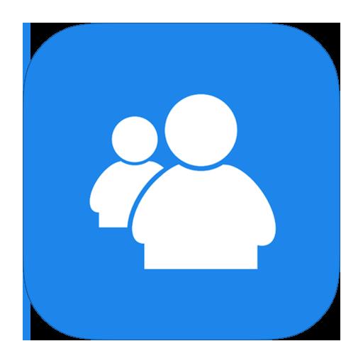 Metroui Apps Live Messenger Alt Icon Style Metro Ui