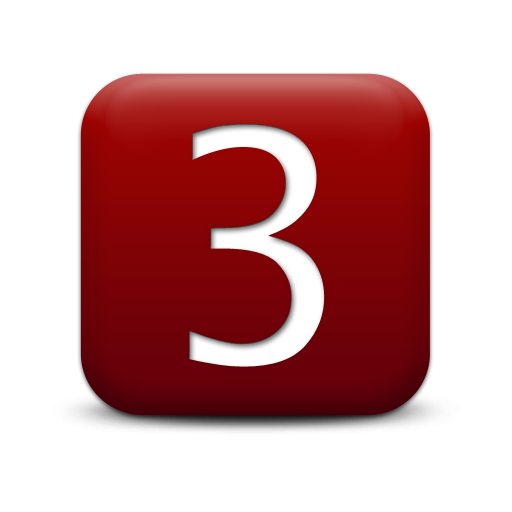 Number Icon Vector