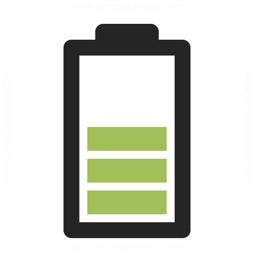 Battery Status Icon Iconexperience