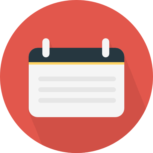 Calendar Icon Business Pixel Perfect