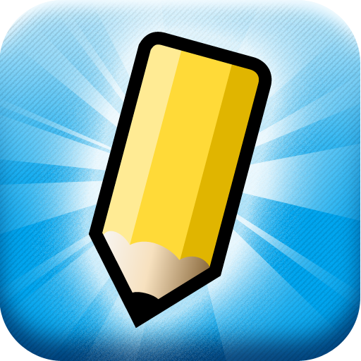 This Is The App Icon For Draw Something What Is The Best Thing