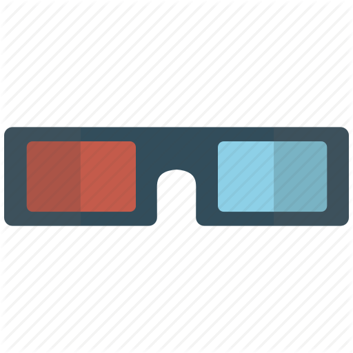 Glasses, Glasses, Movie Icon