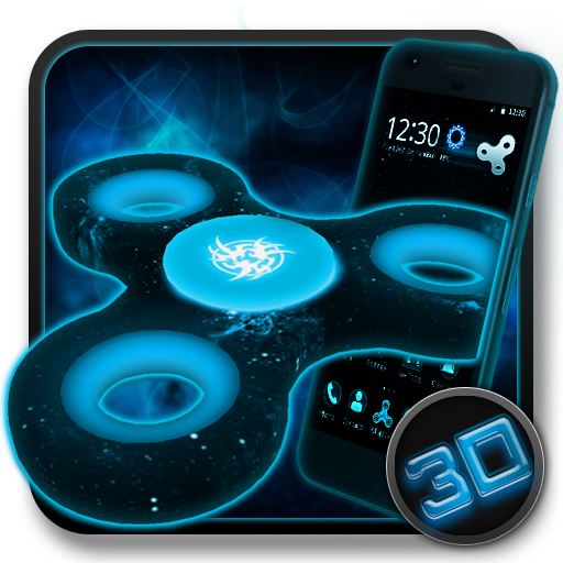 Fidget Spinner Space Theme Apk Download From Moboplay
