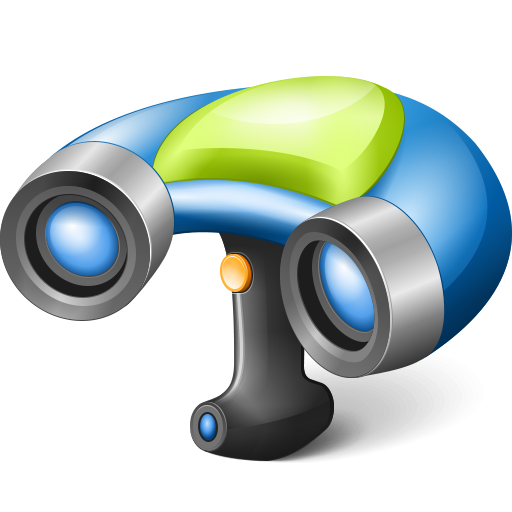 Scanner, Icon