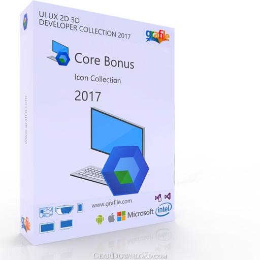 Core Bonus Icon Collection Free Download